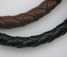 Confirmation gift for a son - leather bracelet